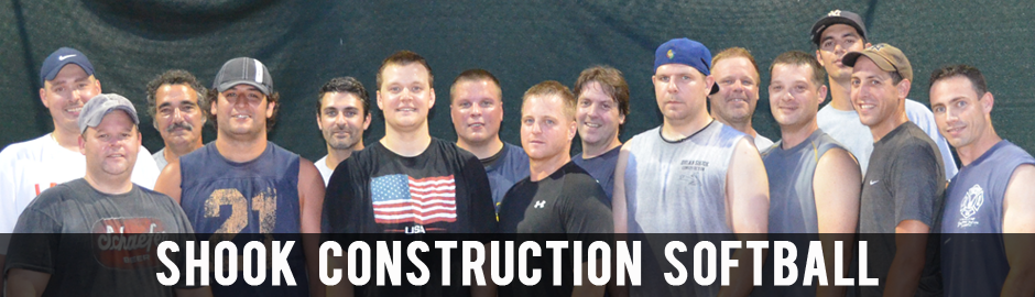 Shook Construction Softball